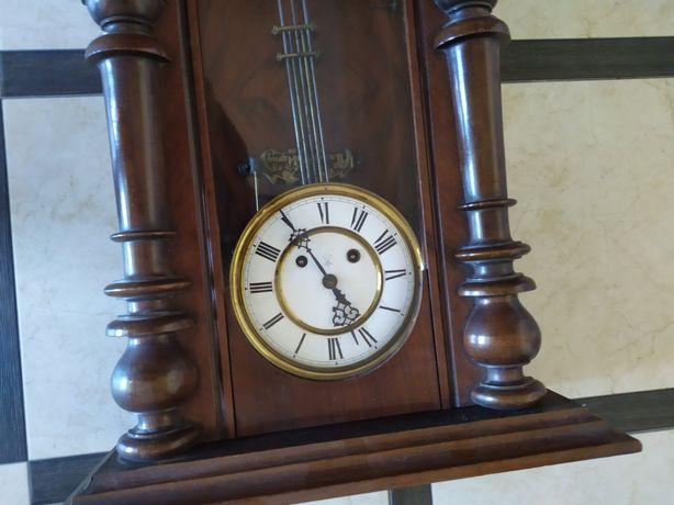 Часы Густава Беккера 19 век