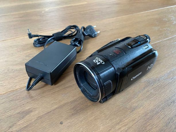 Kamera Canon Legria HF S10