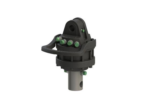 Rotator hydrauliczny / obrotnica / 5,5 Tony, / trzpień rotatora fi 69