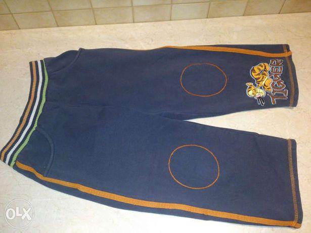 Spodnie dresowe rozm. 128
