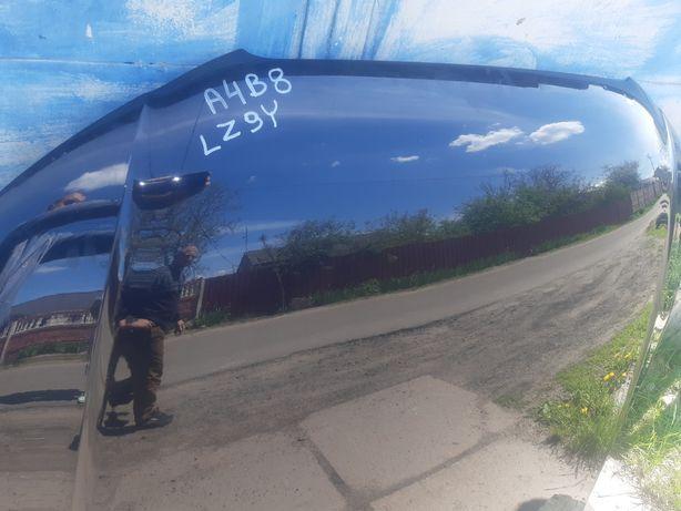 Капот Ауди А4 Б8 дорестайл.