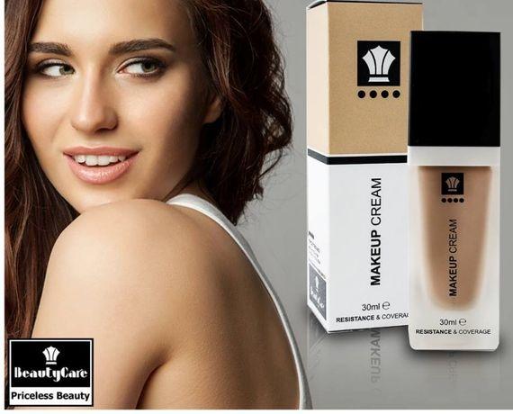 Тональная основа Beauty care Make Up Cream Resistance № 06 and Coverag