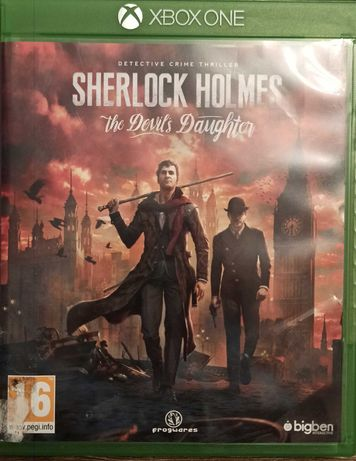 Sherlock Holmes - The Devil's Doughter Xbox One