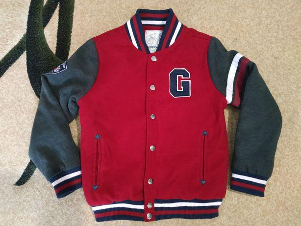 Куртка бомбер демисезонна glostory, куртка осінь