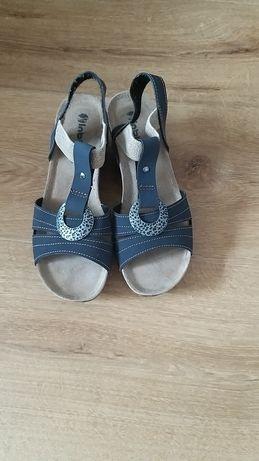 Sandały nowe,r39-40
