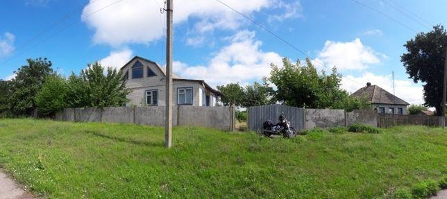 Кирпичный дом в Черкасской обл.