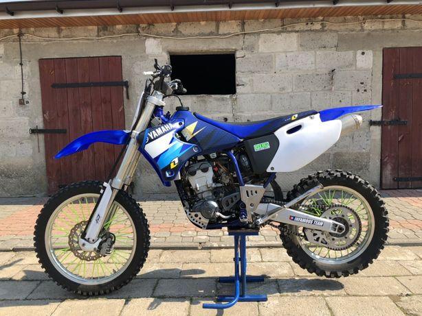 Yamaha Wrf 250 Zarejestrowana