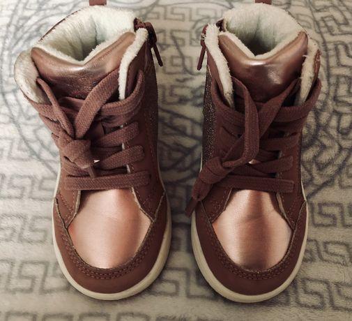 Хайтопы, кеды, кроссовки H&M утепленные