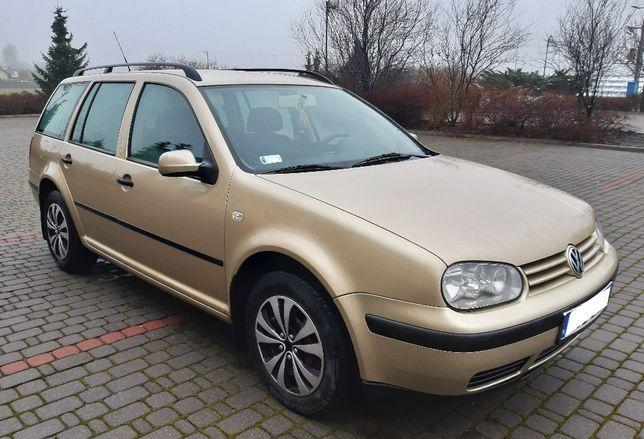 Volkswagen Golf 1.6 Benzyna, Salon Polska