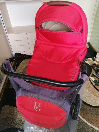 детская коляска 2 в 1 зима - лето