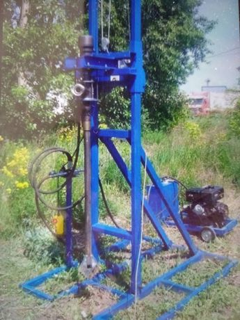 Бурение скважин на воду в трудно доступных местах