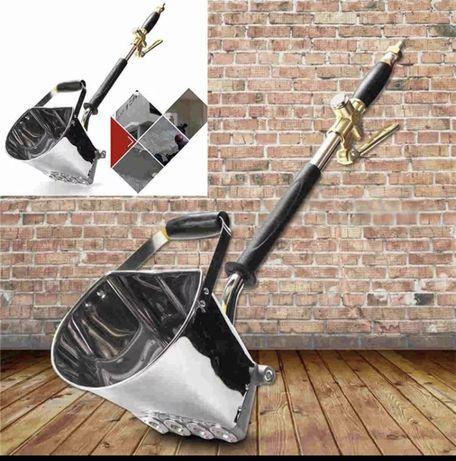 Projetor de reboco / chapisco/ argamassas/ estuque/ cimento