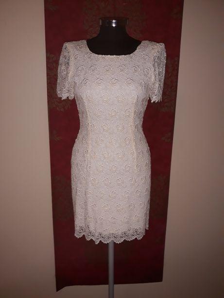 Sukienka ślubna ślub wesele