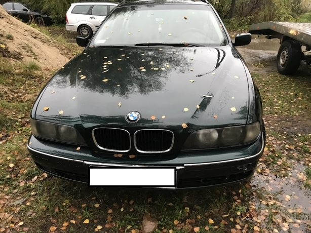 Błotnik BMW E39 Przód Lewy
