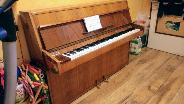 Pianino klasyczne CALISIA Nokturn M105 Pabianice Łódź 70r