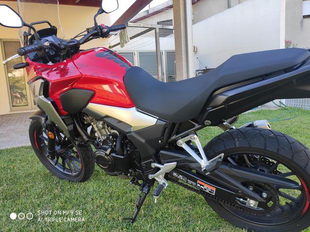 Honda cb 500X de 2019