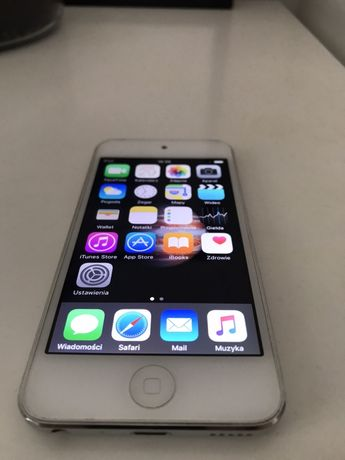 Apple Ipod Touch 16gb mp4 odtwarzacz muzyki