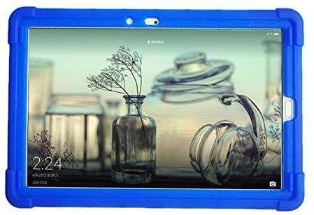 Чехол для планшета Huawei MediaPad M5 10 синего цвета (B07CVZFJPB)