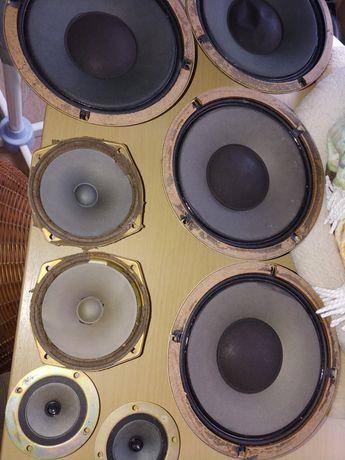 Głośniki gd -4szt , gdm -2szt ,gdw -2szt.