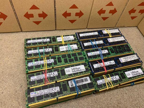 Серверная ОЗУ DDR3 16Gb 12800R 1600MHz ECC REG | Samsung Hynix