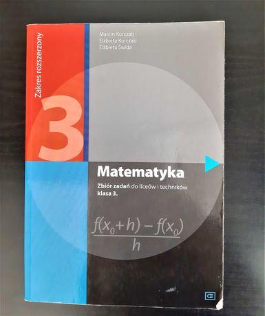 Matematyka 3. Zakres rozszerzony Zbiór zadań do liceów i techników