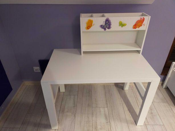 Biurko dziecięce Pahl IKEA plus nadstawka Pahl IKEA
