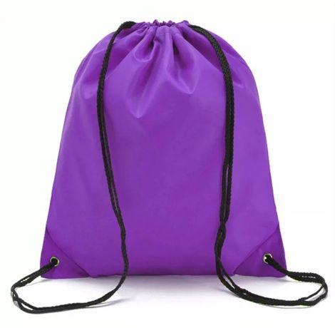 Сумка-мешок/рюкзак для спортивной формы и сменной обуви для школьников