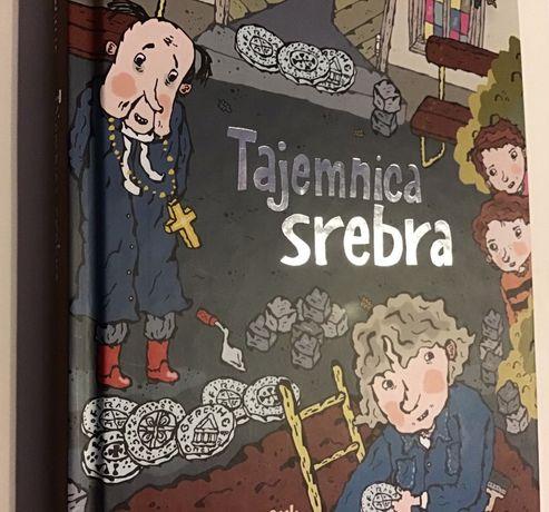 Tajemnica srebra-biuro detektywistyczne Lassego i Mai- nowa książka