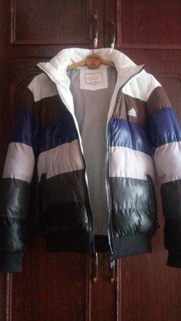 Зимняя подростковая куртка Adidas
