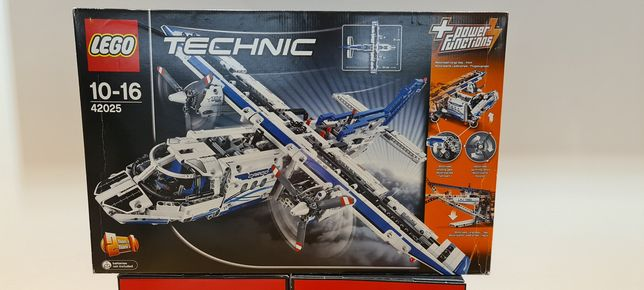 Lego Technic 42025 Cargo Plane - Lego Avião Carga