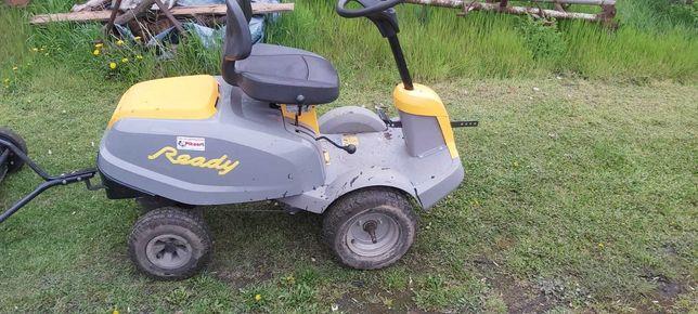 Traktorek kosiarka traktor Stiga ready dla majsterkowicza super stan