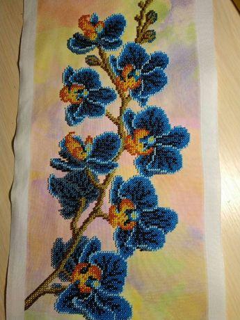 Картина орхідея