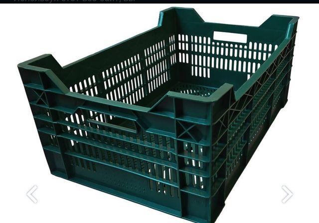 Ящик пластиковый пищевой