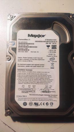 Dysk Twardy Maxtor HDD 250 gb