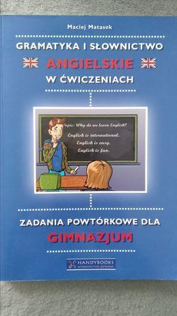 Gramatyka i słownictwo angielskie w ćwiczeniach Nowe