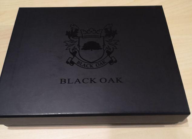 Zegarek BLACK OAK w zestawie