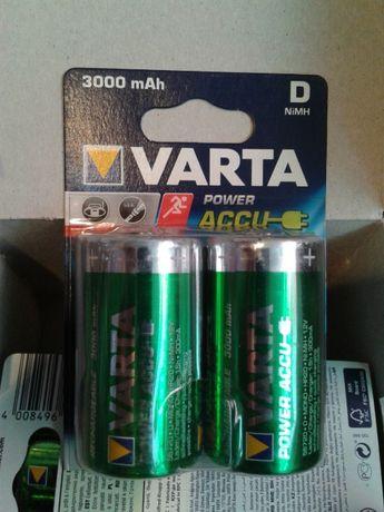 Аккумуляторы VARTA размер D