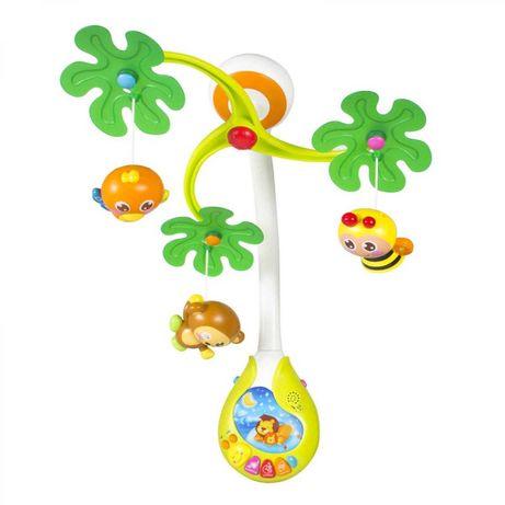 Мобиль Huile Toys Веселый остров