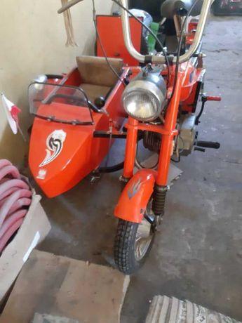 Motorynka Pony M-1, Romet (Jawa,MZ,K-750,Dniepr,URAL)