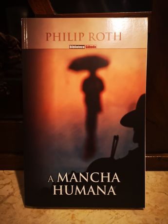 "Livro ""A mancha humana"""