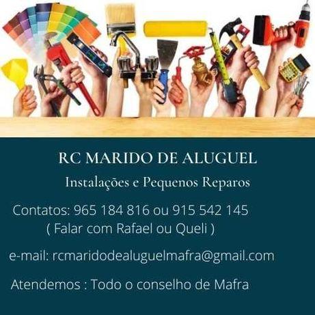 RC MARIDO DE ALUGUEL