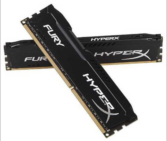 Оперативка HyperX DDR3-1600 4096MB PC3-12800