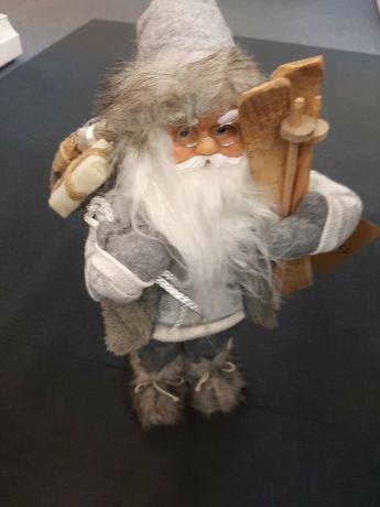 Дед Мороз, игрушка под еслу, Санта Клаус