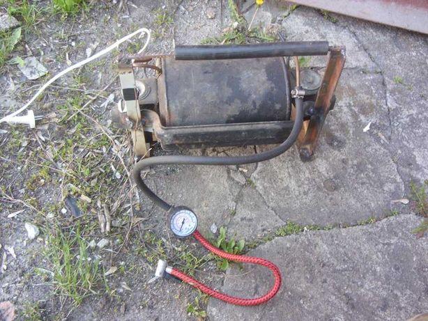 Компрессор к бачку и горелке бензиновой, ювелирной