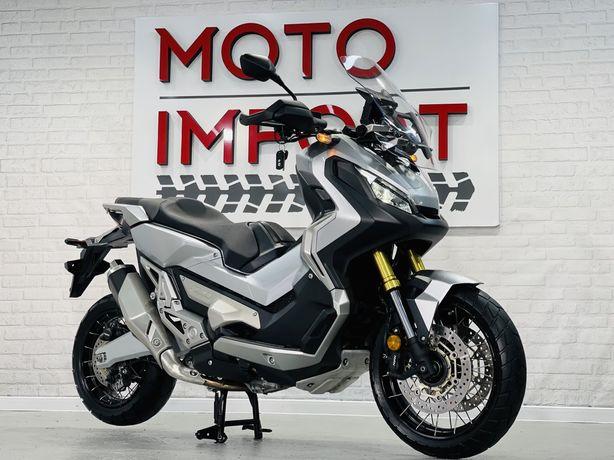 Как новый мотоцикл Honda X-ADV 750 только из Японии+оформление+КРЕДИТ