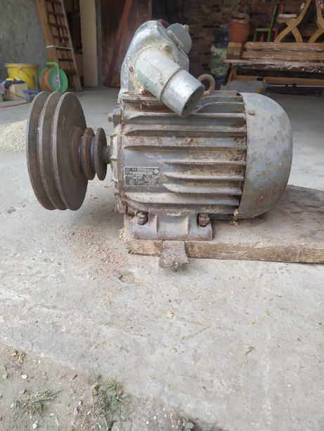 Silnik 3 kW 3-fazowy