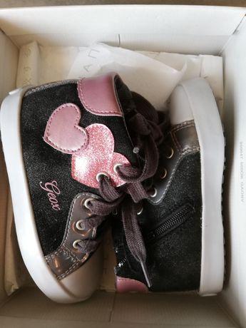 Geox respira buty trzewiki 23