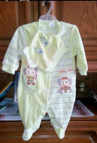 Комбінезон / костюмчик для немовлят / комбинезон / костюм для малышей