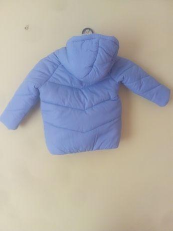 Niebieska kurteczka