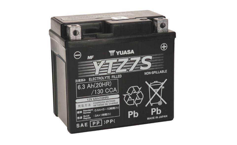 Akumulator YUASA 6Ah YTZ7S-HPMF Promocja!!!
